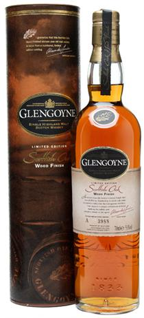 Glen Goyne Scottish Oak Single Malt Scotch